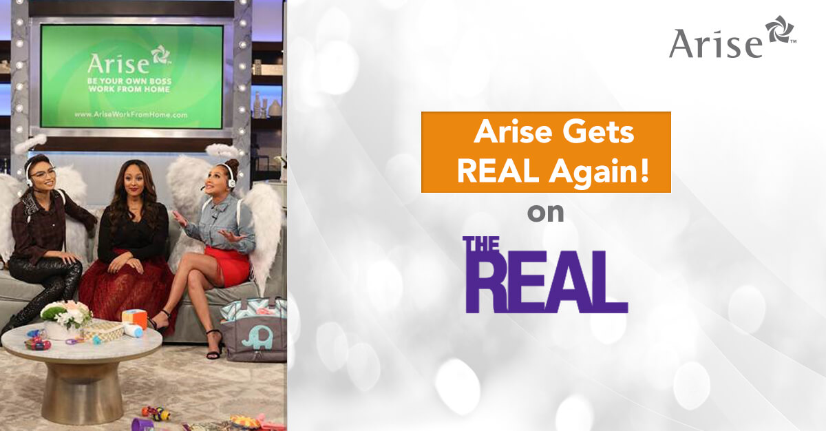 ARISE GETS REAL AGAIN!