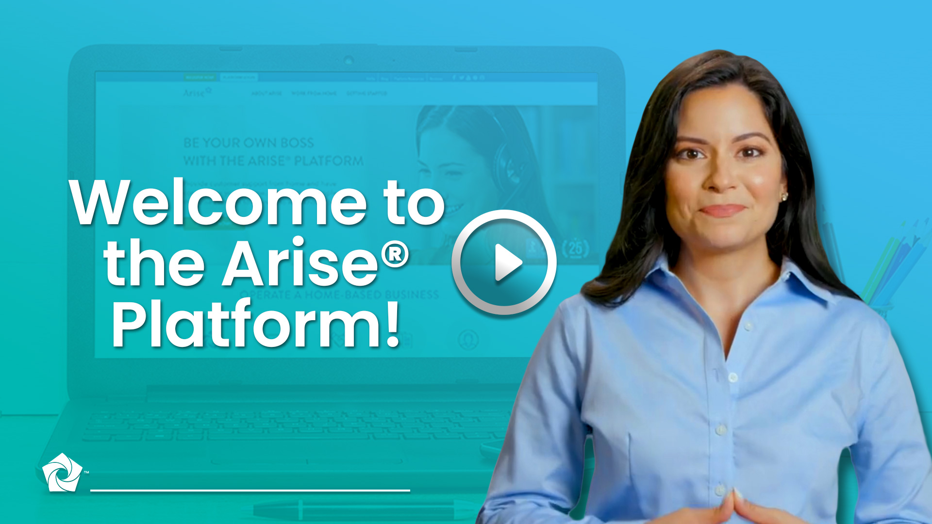 New Welcome To The Arise Platform Video Thumbnail